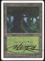 Signed Forest Unlimited _93