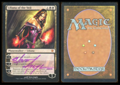 Signed Liliana of the Veil _3241
