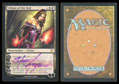 Signed Liliana of the Veil _3239