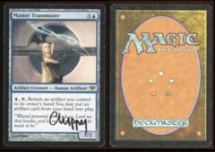 Signed Master Transmuter _3965
