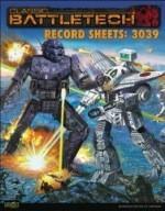 Record Sheets 3039