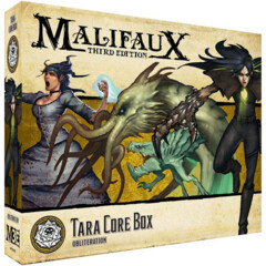 WYR23512 Malifaux 3E: Outcasts - Tara Core Box