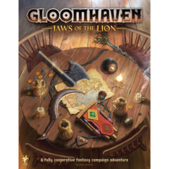 Gloomhaven- Jaws of the Lion