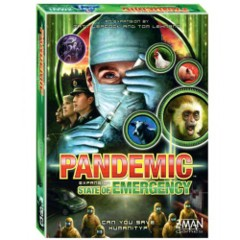 ZMG71103 Pandemic: State of Emergency