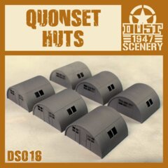 DS016    QUONSET  HUTS