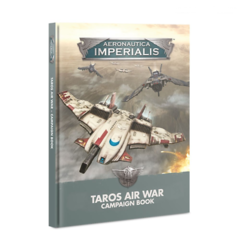 (500-24) Aeronautica Imperialis: Taros Air War Campaign Book