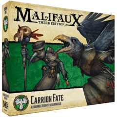 WYR23224 Malifaux 3E: Resurrectionists - Carrion Fate