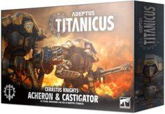 (400-37) Adeptus Titanicus: Cerastus Knights Acheron & Castigator
