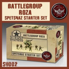 SU002 BATTLEGROUP ROZA SPETSNAZ STARTER SET