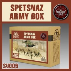 SU009 SPETSNAZ ARMY BOX