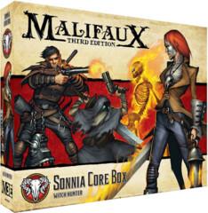 WYR23108 Malifaux 3E: Guild - Sonnia Core Box