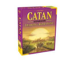 CATAN: TRADERS & BARBARIANS™ GAME EXPANSION