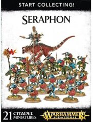 (70-88) Lizardmen / Start Collecting! Seraphon