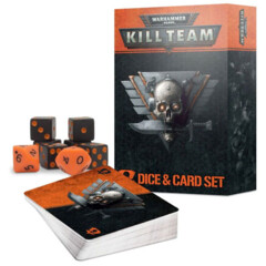 (102-68) Kill Team Card and Dice Set