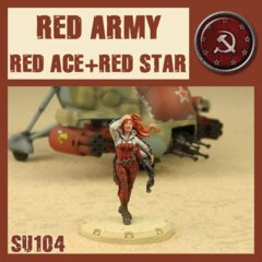SU104 RED ARMY  RED ACE / RED STARR