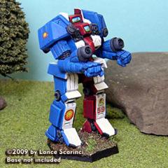 20-447 Warlord BLD-2D