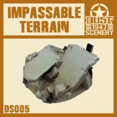 DS005 IMPASSABLE  TERRAIN
