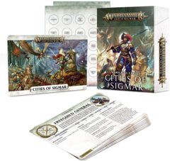 Cities of Sigmar Warscroll Cards