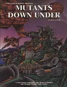 PAL507 Book Three: Mutants Down Under™