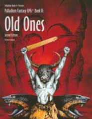 PAL453 Palladium® Fantasy RPG Book 2: Old Ones™ 2nd Edition
