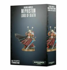 (41-39) Mephiston, Lord of Death NEW