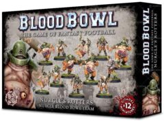 (200-57) Nurgle's Rotters - Nurgle Blood Bowl Team