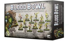 (200-66) The Athelorn Avengers - Wood Elf Blood Bowl Team