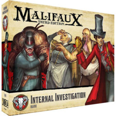 WYR23111 Malifaux 3E: Guild - Internal Investigation