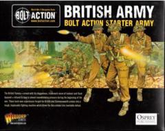 British: Starter Army