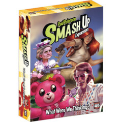 AEG5511 Smash Up: What Were We Thinking? Expansion