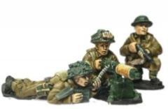 British Vickers HMG Team