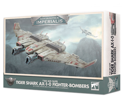(500-33) Tiger Shark AX 1-0 Fighter-Bombers