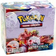 Pokemon- Battlestyles Booster Box
