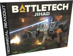 CAT35137 BattleTech: Technical Readout Jihad