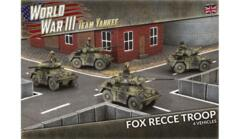TBBX13 Fox Recce Troop (Plastic)