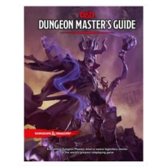 (WOCA9219) Dungeons and Dragons RPG: Dungeon Masters Guide