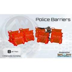 Antenocitis Workshop Limited: Police Barriers
