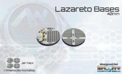 Antenocitis Workshop Limited:  Lazareto Bases: 40mm