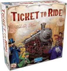 DOW7201 Ticket to Ride