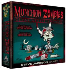 Munchkin: Munchkin Zombies - Guest Artist Edition (Greg Hyland)