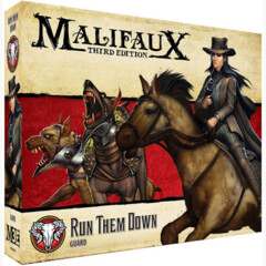 WYR23114 Malifaux 3E: Guild - Run Them Down (Preorder)
