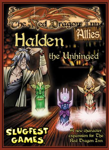 SFG 022 Red Dragon Inn: Allies - Halden the Unhinged Expansion