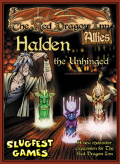 SFG 022 Red Dragon Inn: Allies - Halden the Unhinged Expansion