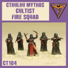 CT104 CULTIST FIRE SQUAD