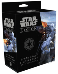 (SWL15)  Star Wars: Legion - E-Web Heavy Blaster Team Unit Expansion