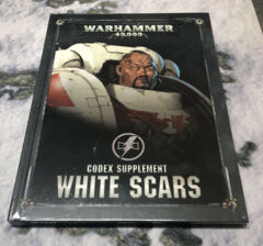 (55-03) Codex Supplement: White Scars