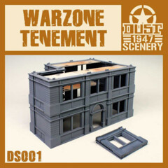 DS001 Dust 1947: Warzone Tenement