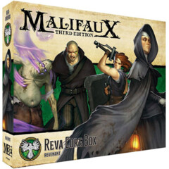 WYR23206 Malifaux 3E: Resurrectionists - Reva Core Box