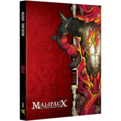 WYR23012 Malifaux 3E: Guild Faction Book