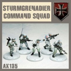AX135 GRENADIER COMMAND  SQUAD